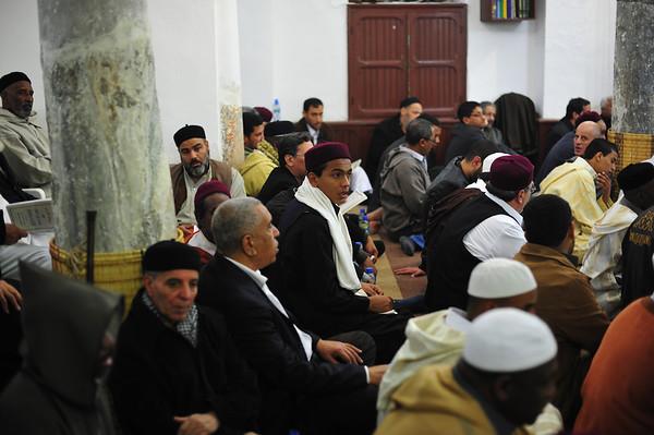 Night of the Mawlid in Tripoli, Libya