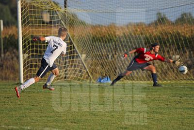 Boys Varisty Soccer vs. Shepherd 9-25