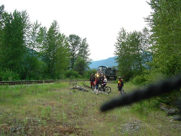 Mountain Biking - spring 06