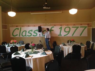 OES Alumni Class of 1977