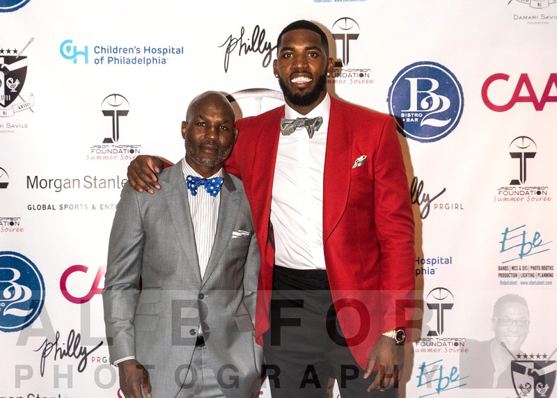 Aug 1, 2019 The Jason Thompson Foundation_Step And Repeat