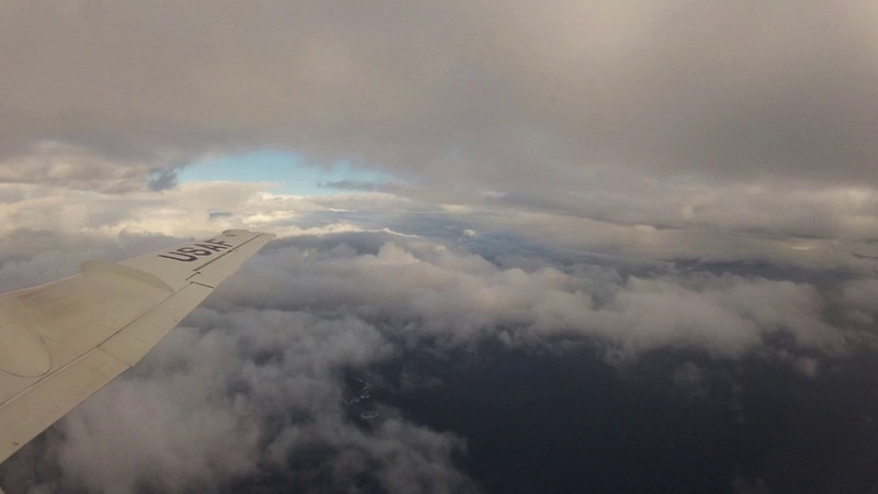 Arrive In Ketchikan - 12 November 2011