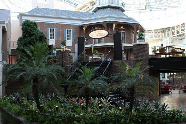 Opryland Hotel April 2011