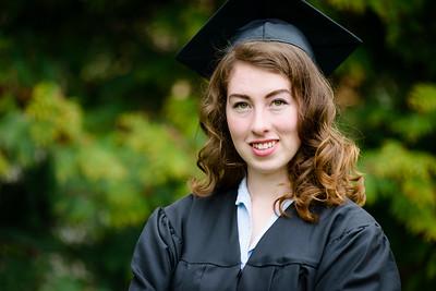 Holly - Graduation