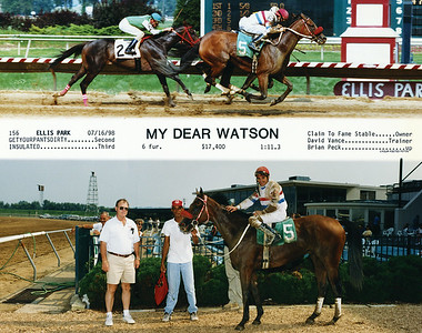 MY DEAR WATSON - 7/16/1998