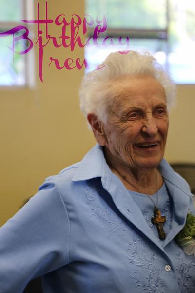Irene's 90th Birthday Party
