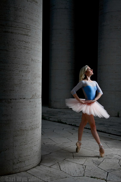 Silvia Fanfani - Classical ballerina