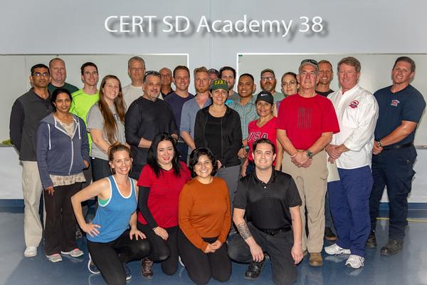 2019 Academy 38