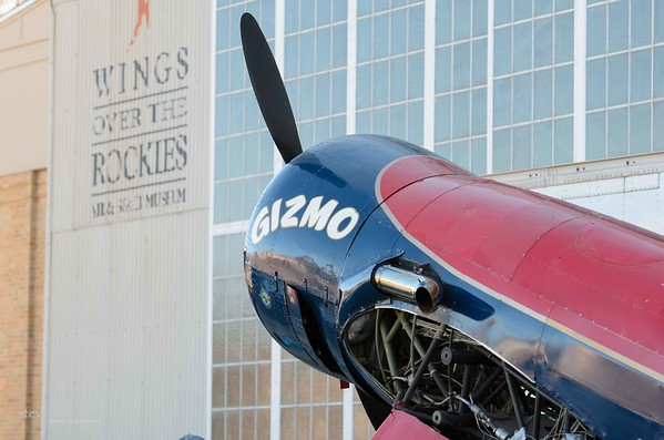 Wings Museum Gizmo