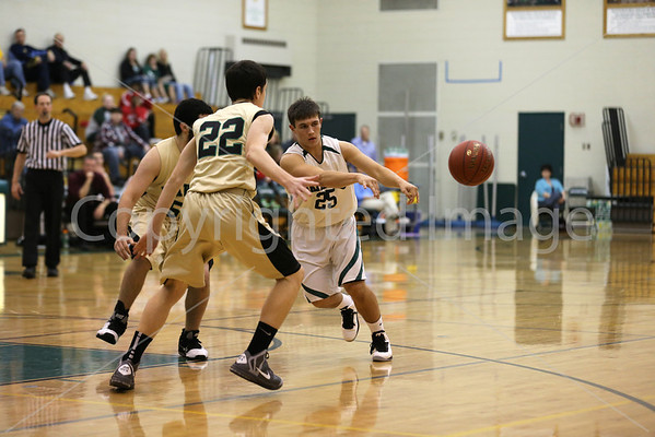 2012-13 - Waterford High School Boys Basketball