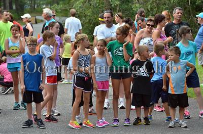 Week 3 Kiddie Dash and One Mile Run