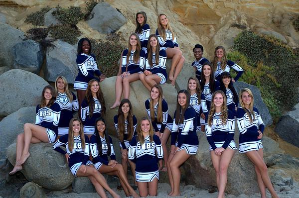 2012 SMHS Cheerleading