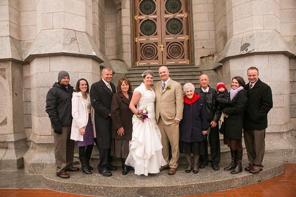 Nicole Dave wedding
