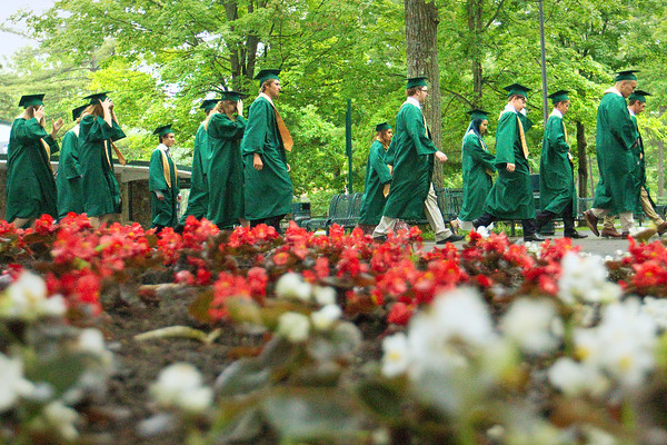Traverse City West Class of 2016 Graduation