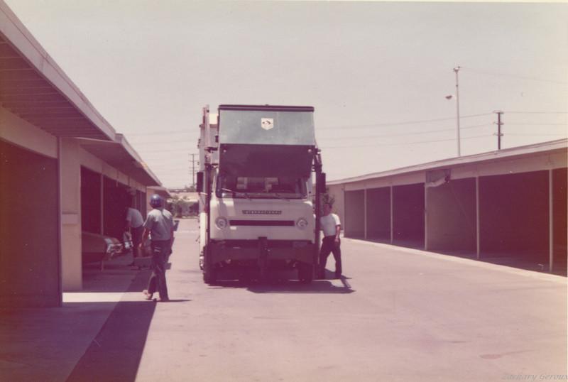 1971 International 1950 C&O Mfg Rail Front Loader