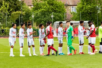 Garuda Select XI vs Arsenal U16's 2nd May 2019