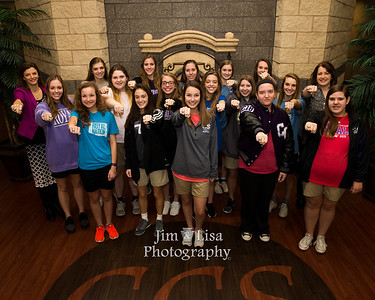 CCS Volleyball Championship Rings, January 3