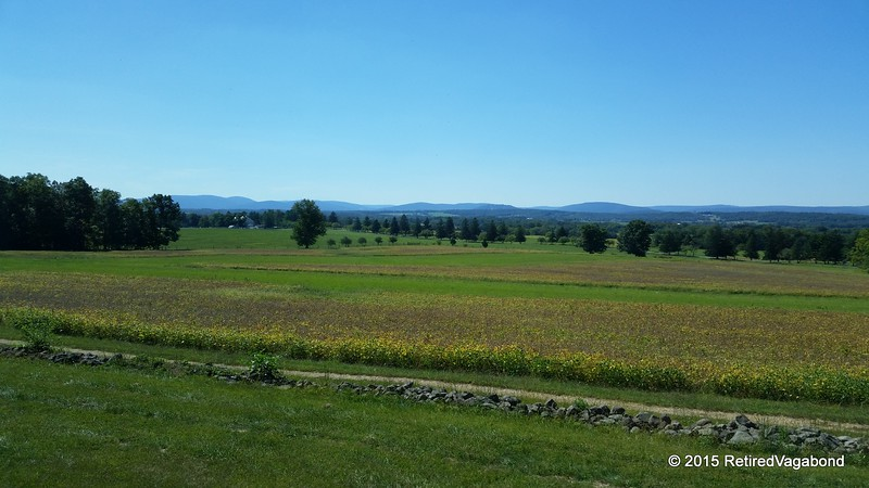 Gettysberg Battlefield
