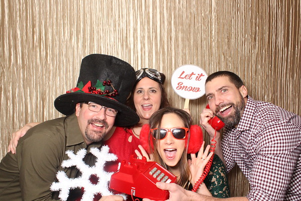 PMC Refrigeration Holiday Party 2018