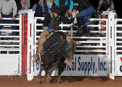 Circle M Ranch Bull Riding