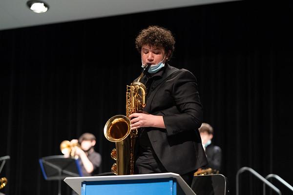 Fall Jazz Band Concert