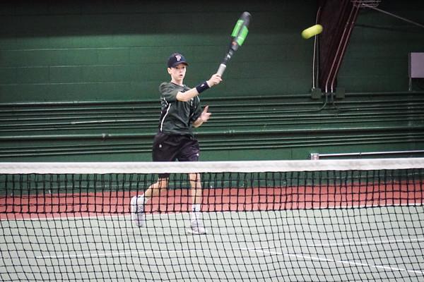 JV Tennis vs. Holderness