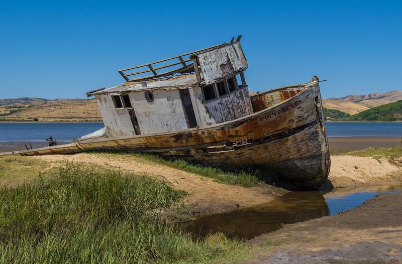 Pt Reyes Shipwreck