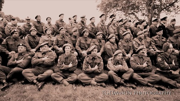 CommonWealth Group Photo Video D-Day 2019