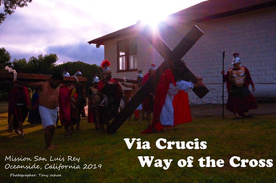 04-19-2019 Via Crucis - Way of the Cross