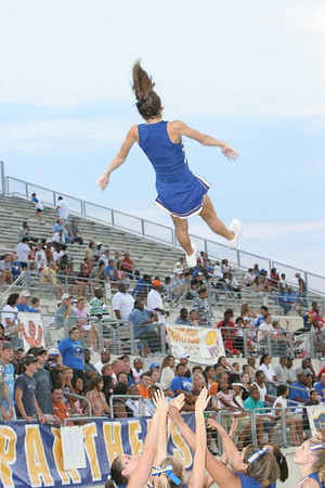 Pflugerville Panther Cheerleaders 2006 - 2007