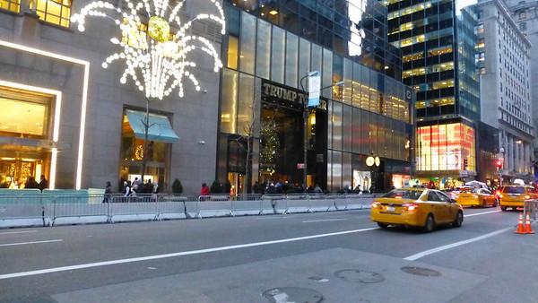 New York trip 12-28 December 2016