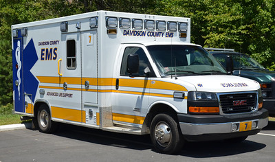 Davidson County EMS