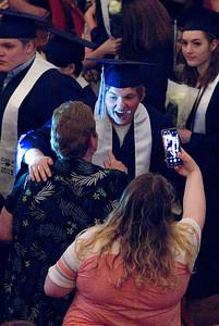 2019 Grand Traverse Academy Graduation