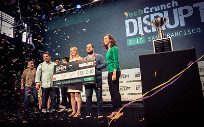 TechCrunch Disrupt, San Francisco 2015