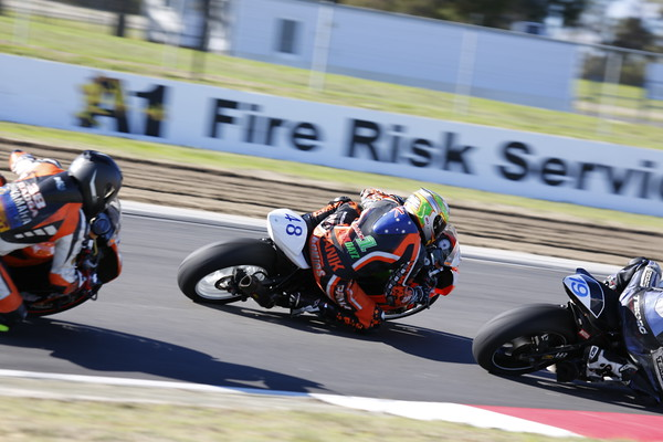 Round 2 Supersport