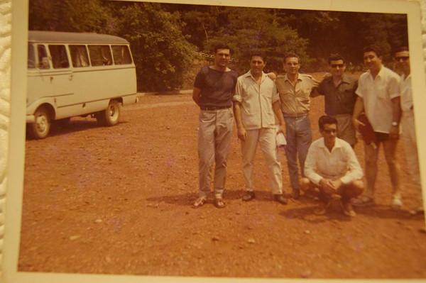 Andrada - piscina 11-9-66   José T Salvado