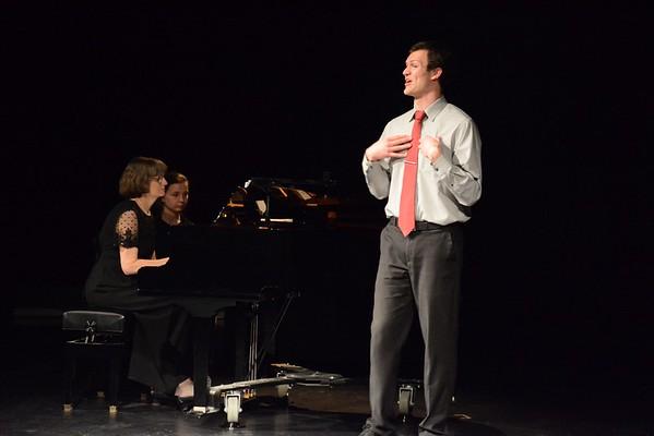Caleb Magner Senior Recital
