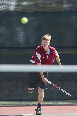 Cardinal Newman Tennis 2013