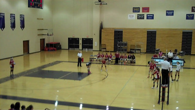 LCL Varsity GVB vs Wayland Academy 092613