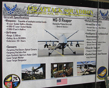 South Dakota Air & Space Museum -2014