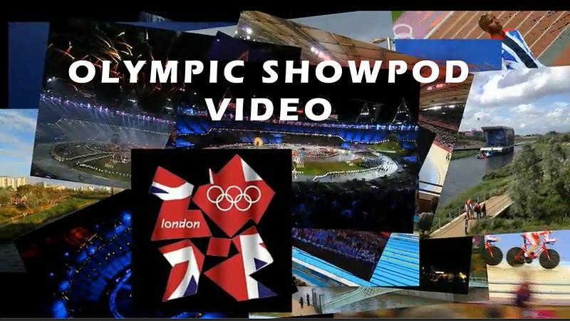 001 Olympic ShowPod
