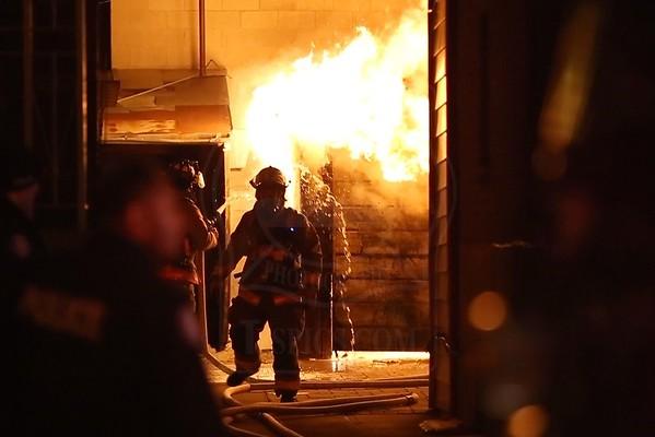 April 6, 2018 - Working Fire - 198 Coleridge Ave