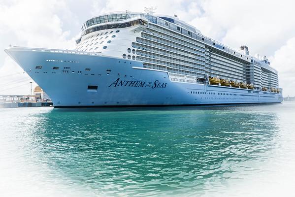 Anthem of the Seas Cruise June 2016