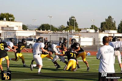 Summer Practice 8-20-2013