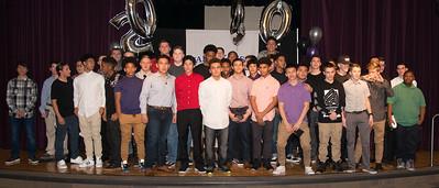 2016 Freshman banquet