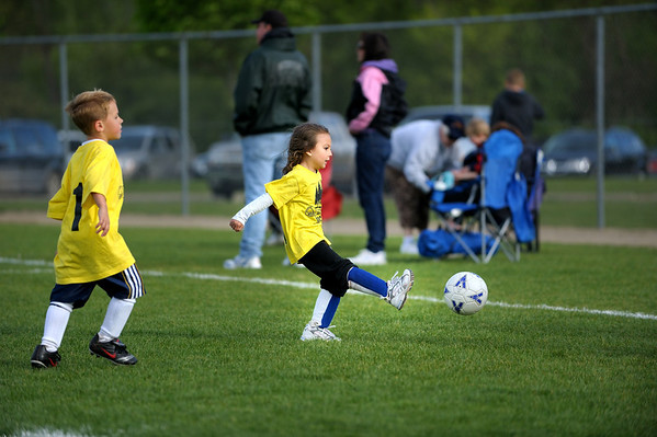 5/14/10 Madeline Kiddie Kicker Soccer