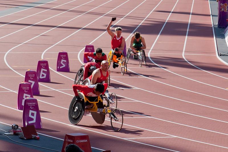 2012 Summer Paralympics