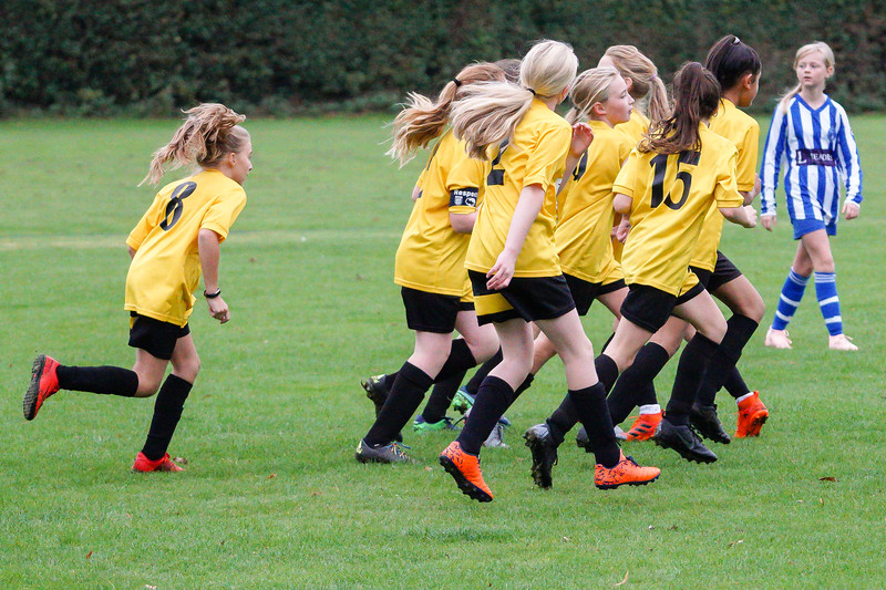 18.10.14. CWU12 vs Horsham Sparrows U12
