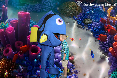 Northwestern Mutual Finding Dory Client Appreciation