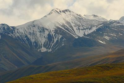 Alaska-Anchorage thru Denali